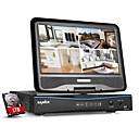 billige Laptop Bags-SANNCE 4 Kanal H.264 NTSC / PAL 1280*960 mp / CIF sanntid (352*288) / D1 sanntid (704*576) DVR-kort NVR-kort