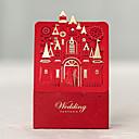 baratos Decoração e Cascalho de Aquário-Cubóide Papel de Cartão Suportes para Lembrancinhas com Estampa Caixas de Ofertas