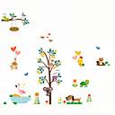 preiswerte Wand-Sticker-Formen Cartoon Design Worte & Zitate Wand-Sticker Flugzeug-Wand Sticker Dekorative Wand Sticker, Vinyl Haus Dekoration Wandtattoo Wand