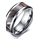 cheap Religious Jewelry-Men's Ring - Personalized, Basic, Simple Style 7 / 8 / 9 Silver For Party / Anniversary / Birthday