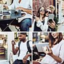 abordables Soportes y Monturas para Coche-Escritorio Universal / Teléfono Móvil Soporte para soporte de montaje Soporte Ajustable / Rotación 360º Universal / Teléfono Móvil Policarbonato Titular