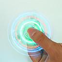 זול פידג'ט ספינרים-Hand spinne פידג'ט ספינרים ספינר יד הקלה על ADD, ADHD, חרדה, אוטיזם Office צעצועים במשרד פוקוס צעצוע הפגת מתחים וחרדה להרוג את הזמן אור