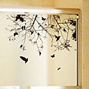 cheap Window Film & Stickers-Window Film & Stickers Decoration Contemporary / Halloween Trees / Leaves PVC / Vinyl Window Sticker / Dining Room / Bedroom / Office / Kids Room / Living Room