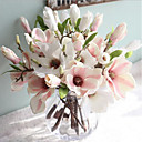 cheap Artificial Flower-Artificial Flowers 1 Branch European Style Magnolia Tabletop Flower
