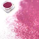 baratos Glitter para Unhas-1pç Pó acrílico / Pó / Glitter Powder Brilho & Glitter / Laser Holographic Nail Art Design