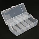levne Uskladnění rybářských potřeb-Uskladnění rybářských potřeb multifunkční box 2 Tácy Plast 20*10 cm*6