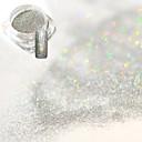 levne Nail Glitter-1 pcs Akrylový prášek / pudr / Glitter Powder Elegantní & luxusní / Zářivé / Glitter na nehty Design nehtů