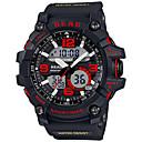 voordelige Smartwatches-Smart horloge YYZS9000 for iOS / Android Lange stand-by / Waterbestendig / Berichtenbediening / Sportief Timer / Stopwatch / Activiteitentracker / Slaaptracker / Zoek mijn toestel / Wekker / Kalender