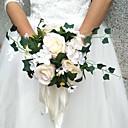 baratos Faixas para Vestidos de Festa-Bouquets de Noiva Buquês / Outros / Flor Artificial Casamento / Festa / Noite Material / Renda 0-20cm