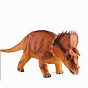 cheap Wooden Puzzles-Dragon & Dinosaur Toy Dinosaur Figure Triceratops Jurassic Dinosaur Tyrannosaurus Rex Plastic Kid's Boys' Girls' Toy Gift