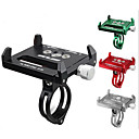 cheap Mounts & Holders-Cycling / Bike For Cellphone Aluminium Alloy Black Silver Red Green