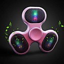 baratos Caixas de Som-Spinner Speaker Bluetooth Luz LED Exterior Luz LED Para