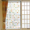 preiswerte Fensterfolie & Aufkleber-Art Deco Weihnachten Fenster-Aufkleber, PVC/Vinyl Stoff Fensterdekoration Wohnzimmer