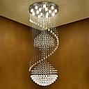 cheap Ceiling Lights-Chandelier Downlight - Crystal, Bulb Included, 110-120V / 220-240V Bulb Included / GU10 / 10-15㎡