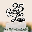 preiswerte Tortenfiguren & Dekoration-Tortenfiguren & Dekoration Hochzeit Geburtstag Gute Qualität Hochzeit Geburtstag Mit PVC Tasche