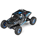 cheap Dog Clothes-RC Car WLtoys 12428-B 2.4G Buggy (Off-road) / Rock Climbing Car / Off Road Car 1:12 Brush Electric 50 km/h KM/H
