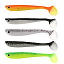 お買い得  ルアー/フライ-10 pcs ソフトベイト ソフトプラスチック 海釣り / スピニング / ジギング / 川釣り / 鯉釣り / バス釣り / ルアー釣り / 一般的な釣り