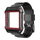baratos Smartwatch Acessórios-Pulseiras de Relógio para Fitbit Blaze Fitbit Pulseira Esportiva Silicone Tira de Pulso