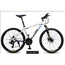 preiswerte Fahrräder-Geländerad Radsport 27 Geschwindigkeit 26 Zoll / 700CC Micro 24 Doppelte Scheibenbremsen Federgabel gewöhnlich / Rutschfest Aluminium