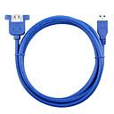 baratos Cabos HDMI-USB 3.0 Cabo de extensão, USB 3.0 to USB 3.0 Cabo de extensão Macho-Fêmea 1.0m (3 pés)