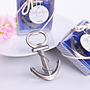 cheap Practical Favors-Christmas / Christmas Gifts / Wedding Eco-friendly Material / Metal Bottle Stoppers / Bottle Openers / Practical Favors Beach Theme /