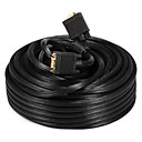cheap VGA Cables & Adapters-VGA Connect Cable, VGA to VGA Connect Cable Male - Male 25.0m(80Ft)