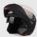 baratos Capacetes e Máscaras-Meio Capacete Adulto Homens Capacete de Motociclista Esportivo / Forma Assenta / Compacto