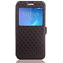billige Telefonetuier & Skjermbeskyttere-Etui Til Huawei Honor 5C / Huawei Kortholder / med stativ / Flipp Heldekkende etui Geometrisk mønster Hard PU Leather til Honor 6X / Huawei Honor 5C / Huawei Y6 / Honor 4A