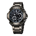 cheap Fashion Watches-ASJ Men's Necklace Watch Water Resistant / Water Proof / Large Dial Alloy Band Casual / Word Watch Black