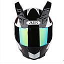cheap Car Exterior Lights-AIS 605 Motorcycle Helmetmale And Female Half Full Helmet Coat Style Cool Four Seasons Summer Helmet Motorcycle Racing Horn With Black Tea Lens