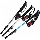 cheap Trekking Poles-3 Sections Nordic Walking Poles 110cm (43 Inches) Damping / Antiskid / Durable Aluminum Alloy 6061
