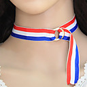 cheap Choker Necklaces-Women's Choker Necklace - Fashion, Euramerican White Necklace For Party, Daily