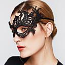 זול תכשיטים לשיער-מסכה תחרה וינטאג' / מסיבה / חתונה בגדי ריקוד נשים / תכשיטים גותית