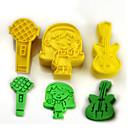 olcso Sütőeszközök-Bakeware eszközök Műanyagok Gyermekek / DIY Torta Cookie Tools