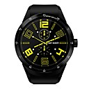 cheap Smartwatches-Smartwatch YYK98H for Android 3G Bluetooth GPS Sports Waterproof Heart Rate Monitor Touch Screen Pulse Tracker Stopwatch Pedometer Activity Tracker / Calories Burned / Long Standby / Hands-Free Calls