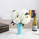 cheap Artificial Flower-Artificial Flowers 2 Branch European Style Peonies Tabletop Flower