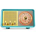 olcso Rádió-MAO KING R303 FM Bluetooth Világvevõ Zöld / Kék