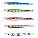 billige LED-lyspærer-5 pcs Sluk Metall Agn Alloy Metal Søfisking / Fluefisking / Agn Kasting / Isfikeri / Spinne / Vippefiskeri / Ferskvannsfiskere / Pêche à la carpe