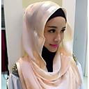 halpa Muotisormukset-Naisten Perus Hijab - Yhtenäinen