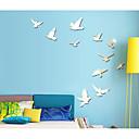 halpa Seinätarrat-Koriste-seinätarrat - Peilitarrat Eläimet / 3D Olohuone / Makuuhuone / Pestävissä