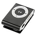 abordables Lecteur MP3-lecteur de musique mp3 mp3 sanshuai® mini clip metal