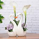 tanie Sztuczny kwiat-Sztuczne Kwiaty 1 Gałąź Fason europejski Lilie Bukiety na stół / Pojedyncza waza