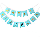 olcso Fülbevalók-Különleges alkalom / Évforduló / Születésnap / Újszülött / Születésnapi buli Anyag Kártyapapír Esküvői dekoráció Ünneő Tavasz, Ősz, Tél,