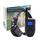 baratos Adestramento para Cães-Cachorro Treino Prova-de-Água Recarregável Vibração Electrónico/Elétrico Fácil Uso