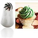 olcso Sütőeszközök-Bakeware eszközök Rozsamentes acél + A ragú ABS Mindennapokra süteményformákba 1db