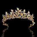 cheap Earrings-Crystal / Imitation Pearl / Rhinestone Tiaras / Headbands with 1 Wedding / Special Occasion / Birthday Headpiece