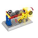 זול כלי צעצוע-אבני בניין צעצוע חינוכי מכונה פשוט פלסטיק רך בגדי ריקוד ילדים מתנות