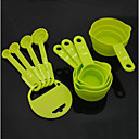 cheap Nail Stamping-Kitchen Tools ABS Measuring Tools Cooking Utensils 1pc