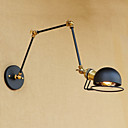 cheap Swing Arm Lights-Country / Retro / Modern / Contemporary Swing Arm Lights Metal Wall Light 110-120V / 220-240V 2-60W