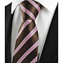 cheap Men's Oxfords-Men's Stripes Necktie - Striped